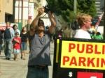 Shutterbugs Gone Wild at Occupy LA