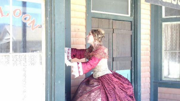 liz brown saloon photo